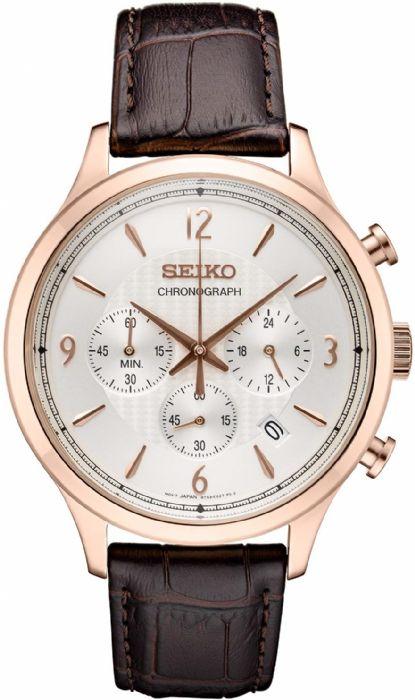 SEIKO SSB342 לגבר מקולקציית שעוני סייקו החדשה