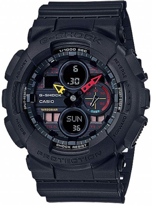 שעון יד Casio G-Shock GA140BMC-1A קסיו מהקולקציה החדשה