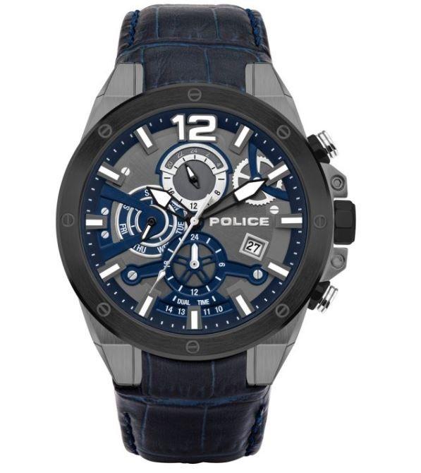 Police PL.15711JSUB/03 שעון יד פוליס לגבר מהקולקציה החדשה