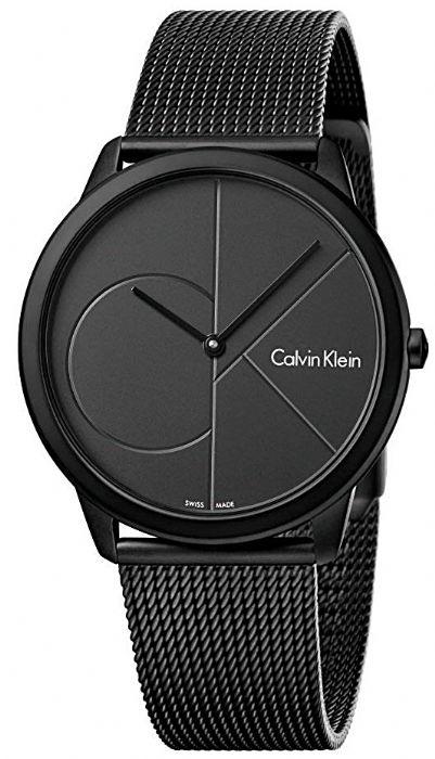 Calvin Klein K3M514B1 מקולקציית שעוני CK החדשה