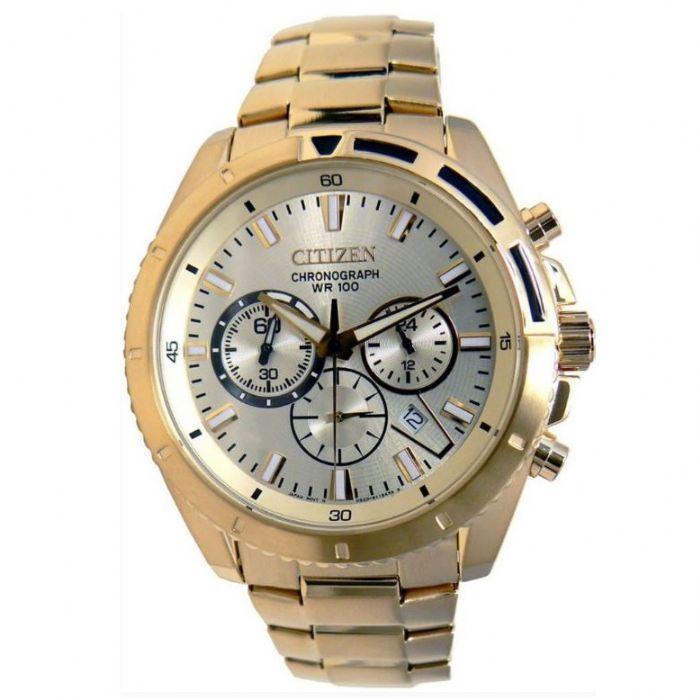 שעון יד CITIZEN AN8012-50P לגבר מקולקציית שעוני סיטיזן החדשה