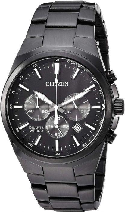 שעון יד CITIZEN AN8175-55E לגבר מקולקציית שעוני סיטיזן החדשה