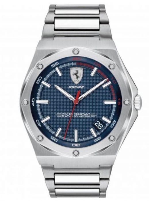 שעון יד Ferrari 0830530 מקולקציית שעוני פרארי החדשה