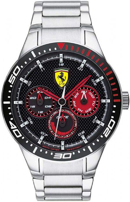 שעון יד Ferrari 0830589 מקולקציית שעוני פרארי החדשה