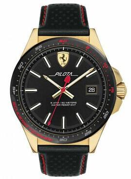 שעון יד Ferrari 0830490 מקולקציית שעוני פרארי החדשה