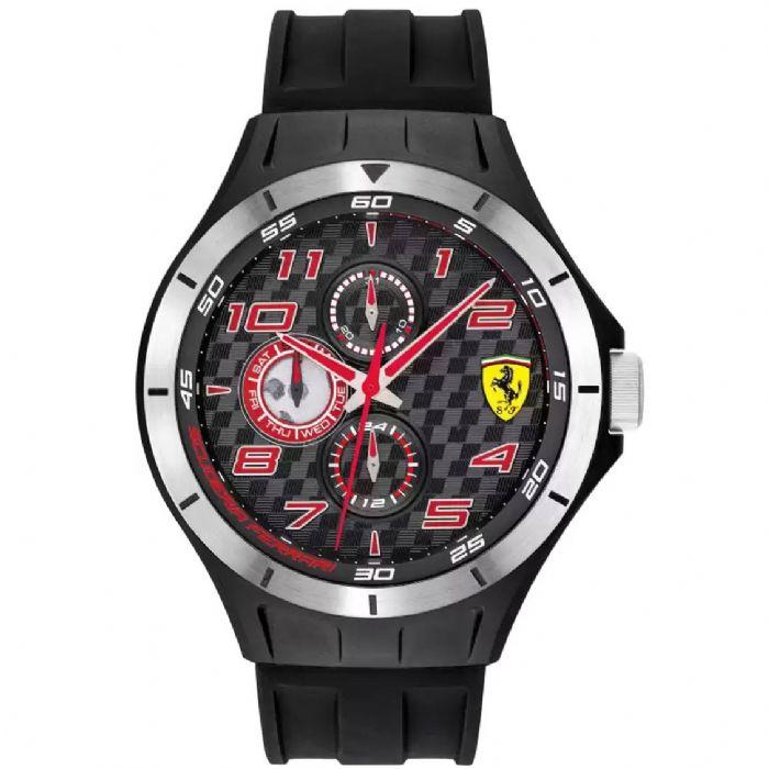 שעון יד Ferrari 0830679 מקולקציית שעוני פרארי החדשה