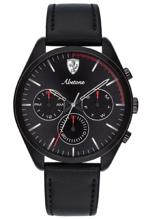 שעון יד Ferrari 0830503 מקולקציית שעוני פרארי החדשה