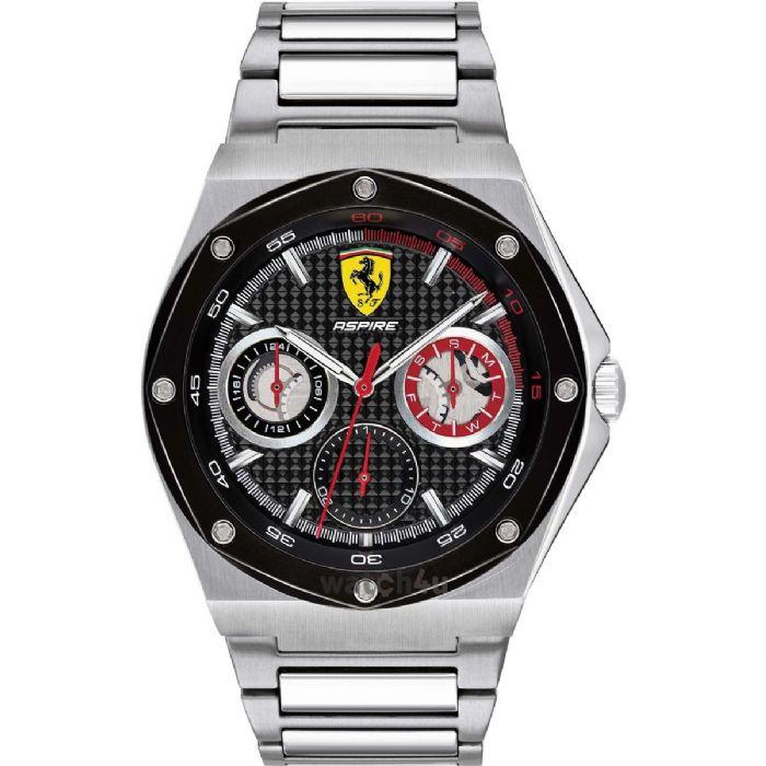 שעון יד Ferrari 0830535 מקולקציית שעוני פרארי החדשה