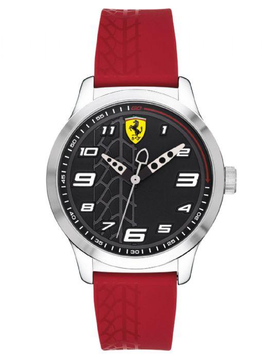 שעון יד Ferrari 0840019 מקולקציית שעוני פרארי החדשה