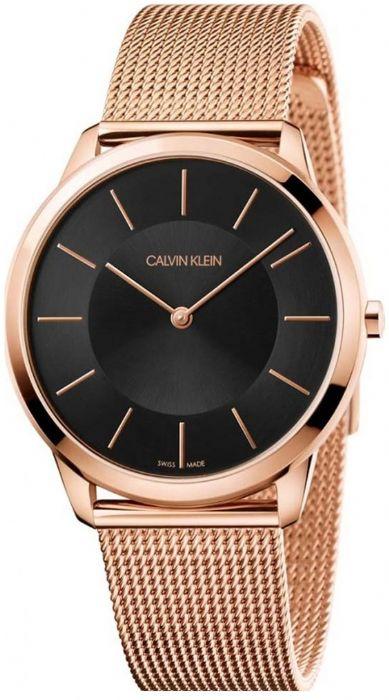 Calvin Klein K3M2162Y מקולקציית שעוני CK החדשה