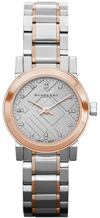 Burberry BU9214 שעון יד ברברי מהקולקציה החדשה