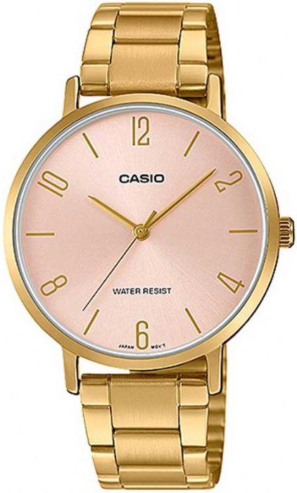 שעון יד Casio LTP-VT01G-4B קסיו מהקולקציה החדשה