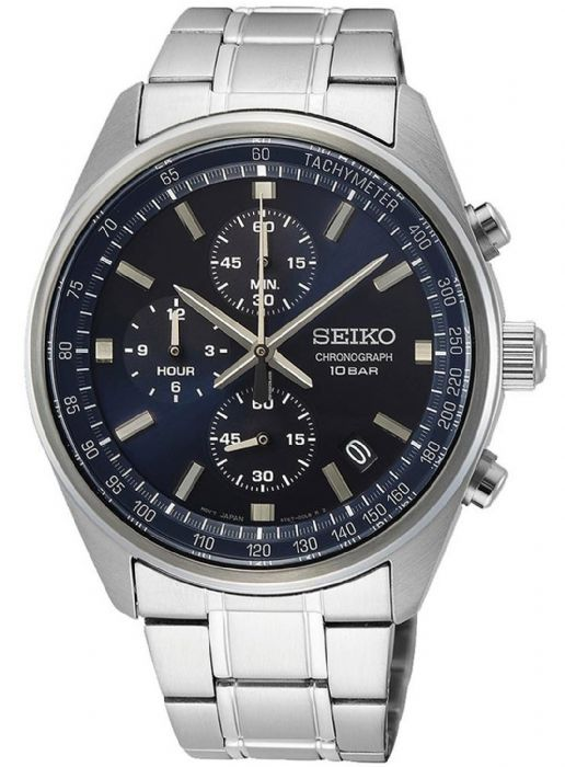 SEIKO SSB377 לגבר מקולקציית שעוני סייקו החדשה
