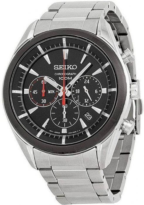 SEIKO SSB089 לגבר מקולקציית שעוני סייקו החדשה