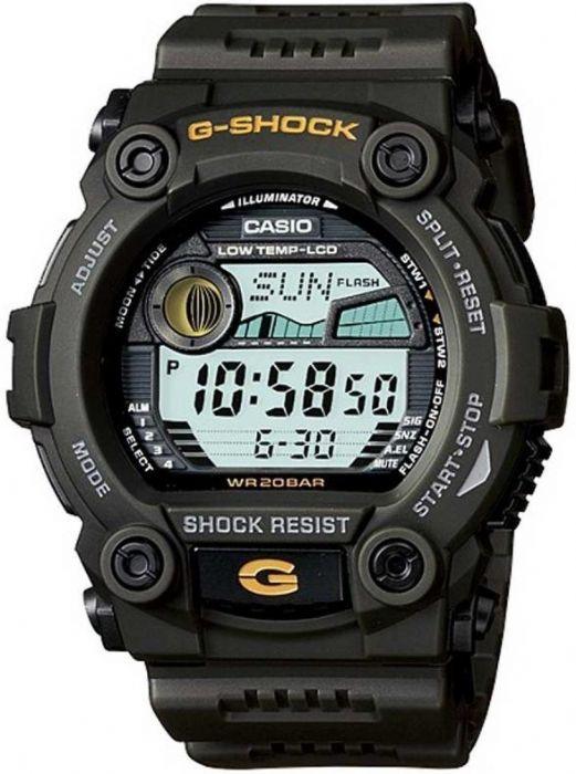 שעון יד Casio G-7900-3D קסיו מהקולקציה החדשה