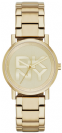 DKNY NY2303 שעון יד דונה קארן מהקולקציה החדשה 2015