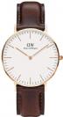 שעון יד Daniel Wellngton דגם 0511DW מקולקציית שעוני דניאל וולינגטון החדשה
