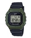 שעון יד Casio W218H-3A קסיו מהקולקציה החדשה