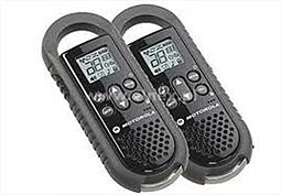 מכשיר קשר Motorola TLKR-T5 מתצוגה