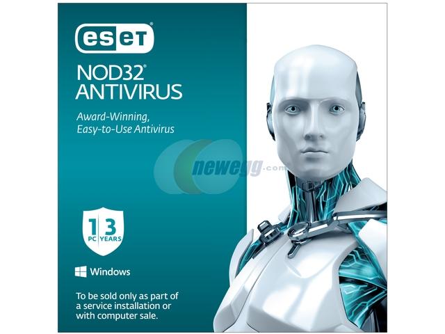 ESET NOD32 Antivirus OEM