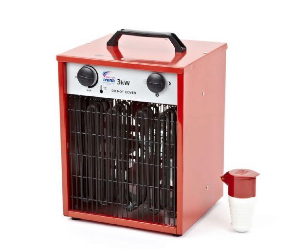 מפזר חום תעשייתי 3KW