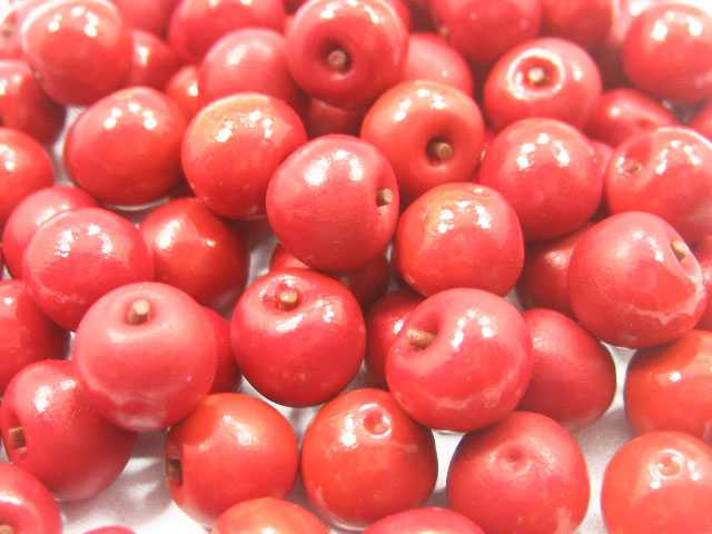 תפוחים אדומים מיניאטוריים
