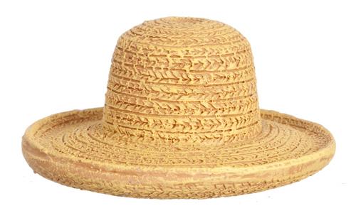 כובע קש מיניאטורי