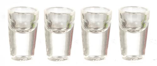 כוסות מים מיניאטוריים