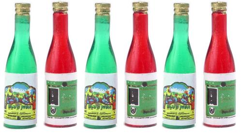 בקבוק יין מיניאטורי