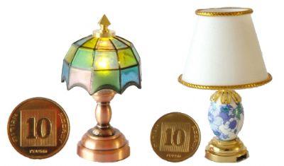 מנורות מיניאטוריות