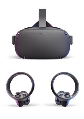 """אוקולוס קווסט Oculus Quest 64GB אחריות אוקולוס רישמית לשנה פלוס תמיכה לשנה כולל מע""""מ black friday 2020"""