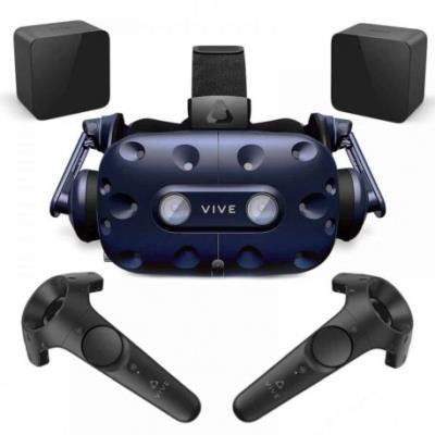 HTC VIVE Pro Starter Kit יבואן מקביל אחריות הכי טובה והמחיר הכי זול בישראל. מתחייבים למחיר הכי זול בישראל