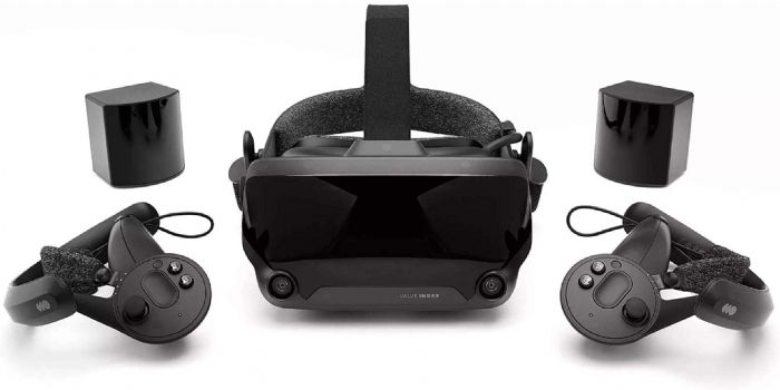 Valve Index Full VR Kit מתחייבים למחיר הכי נמוך בישראל.