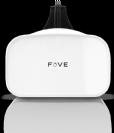 משקפי מציאות מדומה FOVE המשקף כולל טכנולוגיית מעקב עיניים