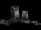 HP Z VR Backpack G1 Workstation 16 GB memory; 256 GB SSD storage