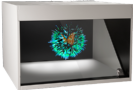 Dreamoc POP3 One Sided 23″ Holographic Display המחיר לא סופי! - נא לברר מחיר מעודכן מול נציג