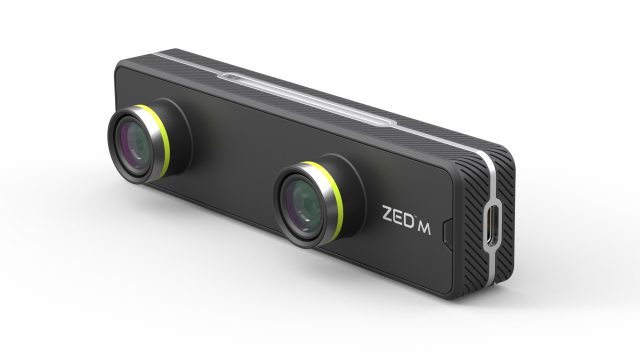 2K Stereo Camera ZED