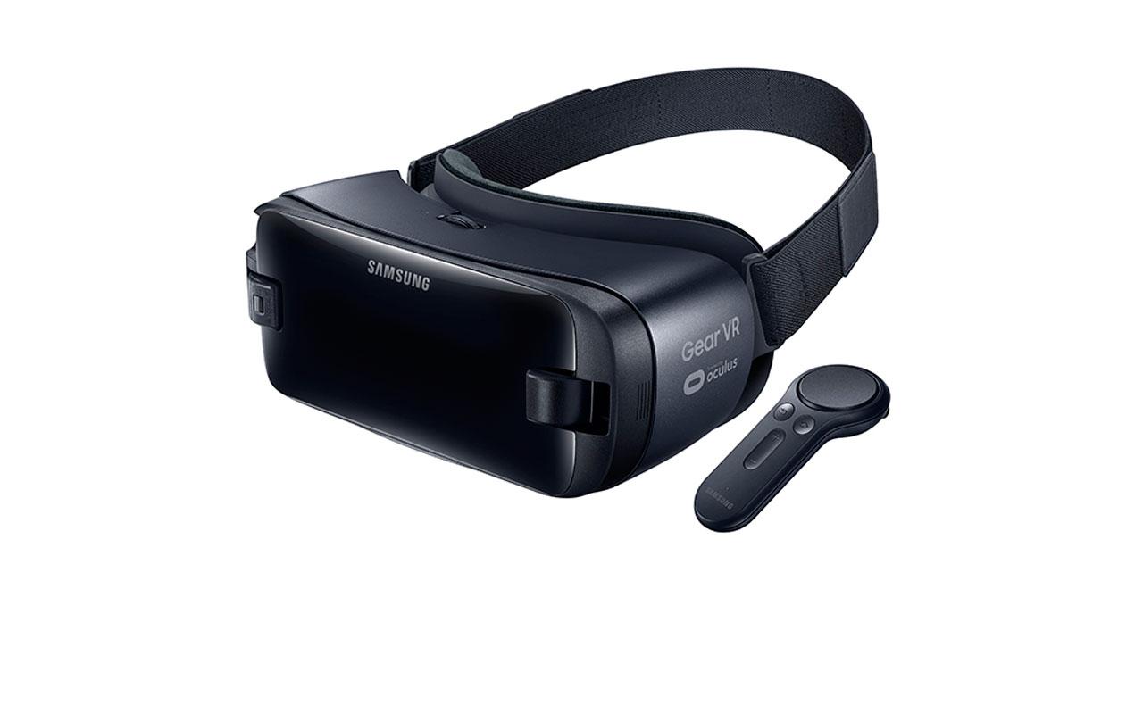 מותג חדש משקפי מציאות מדומה Gear VR 2017 OculusSM-R324 TK-22
