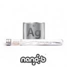 Nano-b מברשת שינים עם סיבי כסף