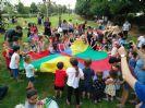 כ-150 ילדים והורים בהפעלה המוצלחת בגינת וינקלר