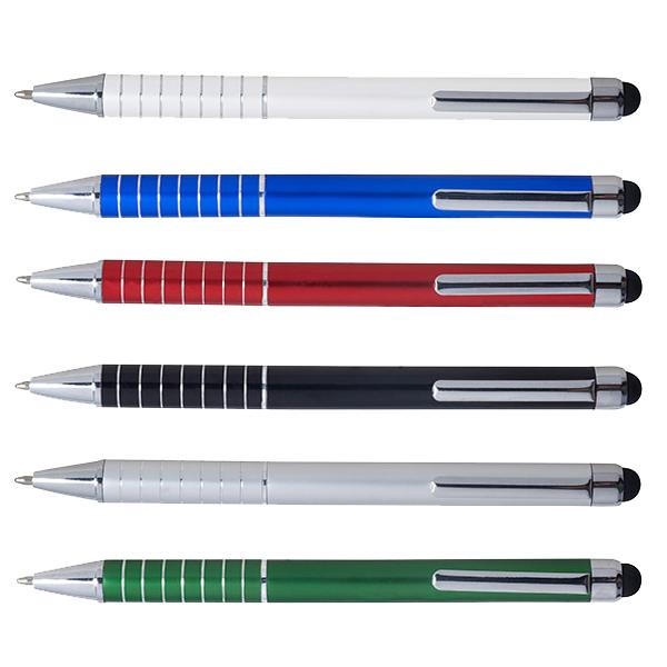 עט מארס מתכתי (עם כרית טאץ')