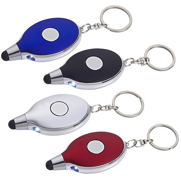פנס משולב מחזיק מפתחות