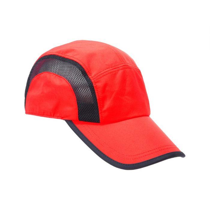 כובע ספורט עם רשת
