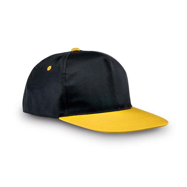 כובע מצחייה שטוחה