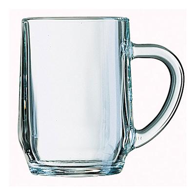 """כוס בירה עם ידית 560 מ""""ל"""
