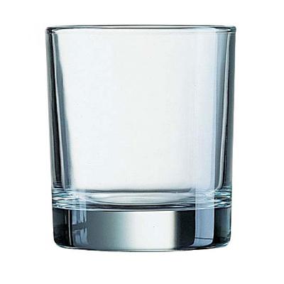 """כוס וויסקי מרובע 300 מ""""ל"""