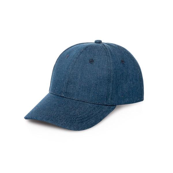 כובע דמוי ג'ינס