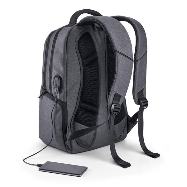 תיק למחשב נייד עם חיבור USB