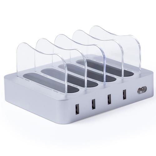 מטען עם יציאות USB