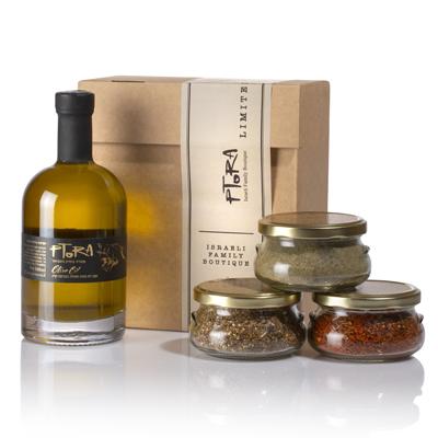 מארז Oil & Spices